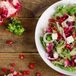 Hogyan készítsünk egészséges salátát