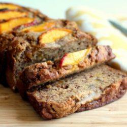 Banán és mandula édes kenyér